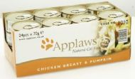 Applaws Tin Chicken Breast & Pumpkin 70g
