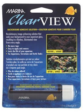 Marina Clear View Background Adhesive 30ml