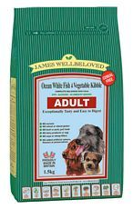 James Wellbeloved Adult Fish & Vegetable 10kg