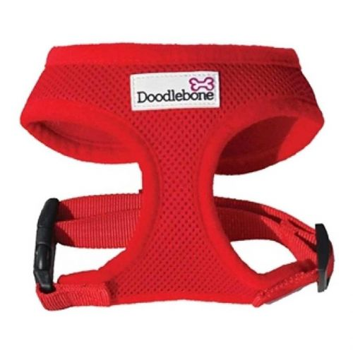 Doodlebone Harness Large red