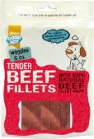 Goodboy Tender Beef Fillet Dog Treats