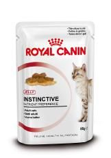 Royal Canin Adult Instinctive Cat Pouches In Jelly x 12