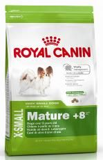 Royal Canin X Small Breed Mature +8 1.5kg