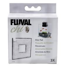 Fluval Chi 191 & 25L Foam Pad Replacements X3