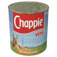 Chappie Complete Chicken Tin 825g x 12