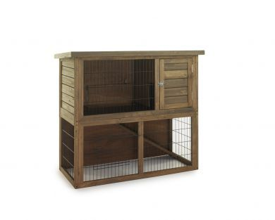 Hutch 'n' Run Double Hutch