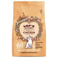 Lily's Kitchen Delicious Chicken Complete Dry Food for Cats