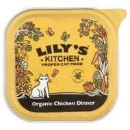 Lily's Kitchen Chicken Cat Foil 100g
