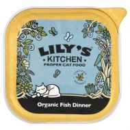 Lily's Kitchen Fish Cat Foil 100g