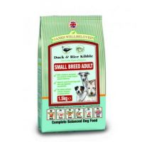 James Wellbeloved Adult Small Breed Duck & Rice 7.5kg
