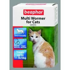 Beaphar Multi Wormer Cats