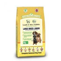 James Wellbeloved Junior Large Breed Lamb & Rice 4kg