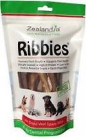 Zealandia Ribbies Dog Treats 150g