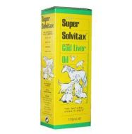 Super Solvitax Cod Liver Oil 170ml