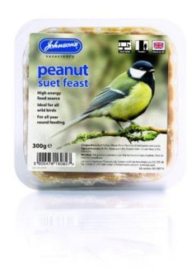 Johnsons Peanut Suet Feast