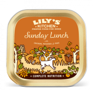 Lily's Kitchen Sunday Lunch Dog Food Tray 150g