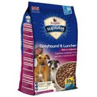 Supa Dog Greyhound & Lurcher 12.5kg