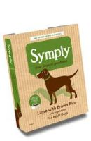 Symply Wet Food Tray Adult Lamb & Rice