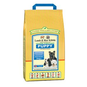 James Wellbeloved Puppy Lamb & Rice 7.5kg