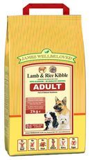 James Wellbeloved Adult Lamb & Rice 7.5kg