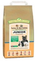 James Wellbeloved Junior Turkey & Rice 15kg