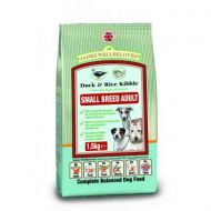 James Wellbeloved Adult Small Breed Duck & Rice 1.5kg