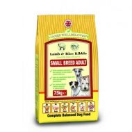 James Wellbeloved Adult Small Breed Lamb & Rice 1.5kg