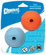 Chuckit  Whistler Ball Medium (2 Pack)