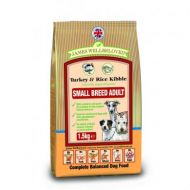 James Wellbeloved Adult Small Breed Turkey & Rice 7.5kg